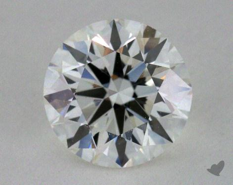 1.02 Carat H-VVS1 True Hearts<sup>TM</sup> Ideal Diamond