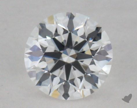 0.32 Carat E-VS2 Ideal Cut Round Diamond