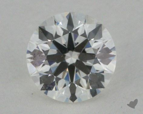 0.32 Carat H-IF True Hearts<sup>TM</sup> Ideal Diamond