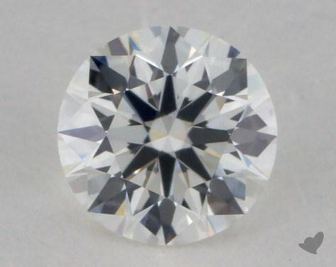 0.40 Carat G-VVS2  True Hearts<sup>TM</sup> Ideal  Diamond