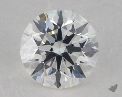 0.56 Carat G-IF True Hearts<sup>TM</sup> Ideal Diamond