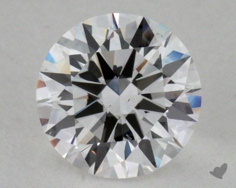 1.01 Carat E-SI1 Excellent Cut Round Diamond