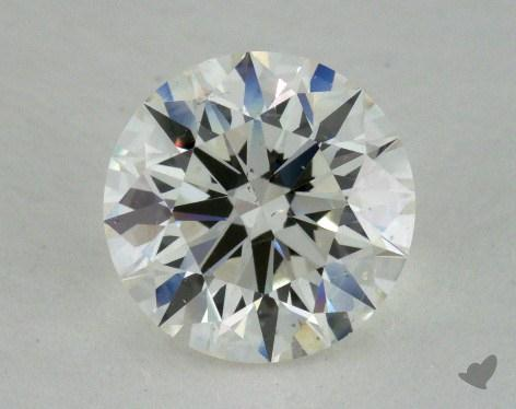 1.22 Carat I-SI1 Excellent Cut Round Diamond