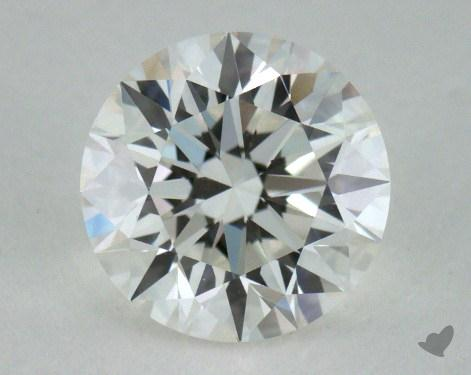 1.00 Carat H-VS1 Excellent Cut Round Diamond