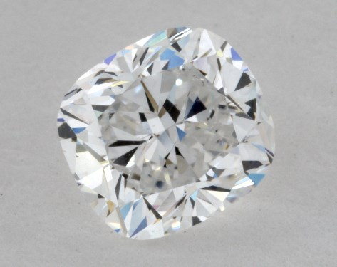 0.81 Carat D-VS1 Cushion Cut  Diamond