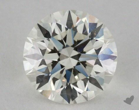 1.38 Carat I-SI1 Excellent Cut Round Diamond