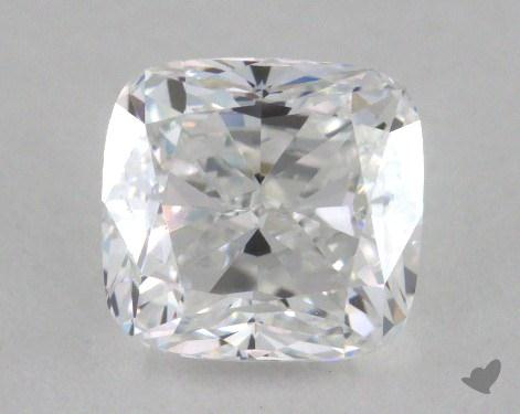 1.21 Carat D-VVS2 Cushion Cut Diamond
