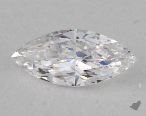 1.00 Carat F-I1 Marquise Cut Diamond