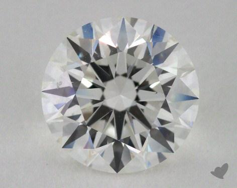 2.24 Carat H-VS1 Excellent Cut Round Diamond