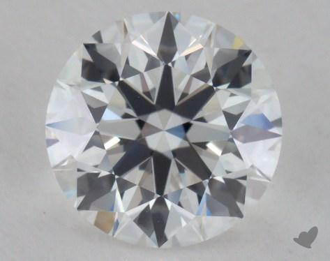 1.55 Carat E-VS1  True Hearts<sup>TM</sup> Ideal  Diamond