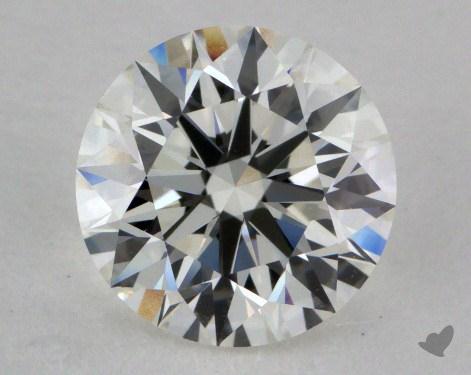 1.21 Carat I-VVS1 Excellent Cut Round Diamond