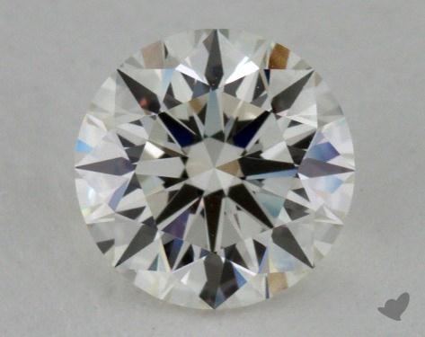 0.81 Carat I-VS1 True Hearts<sup>TM</sup> Ideal Diamond