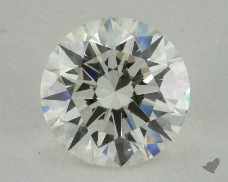 1.09 Carat I-VS1 Excellent Cut Round Diamond 