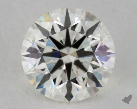 1.05 Carat I-VVS1 Excellent Cut Round Diamond