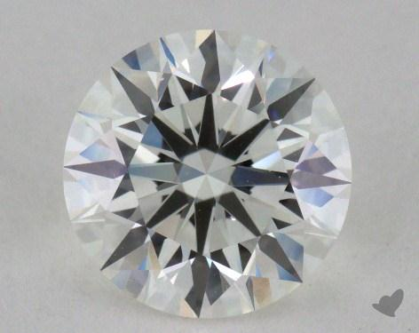 1.21 Carat H-VVS1 Excellent Cut Round Diamond