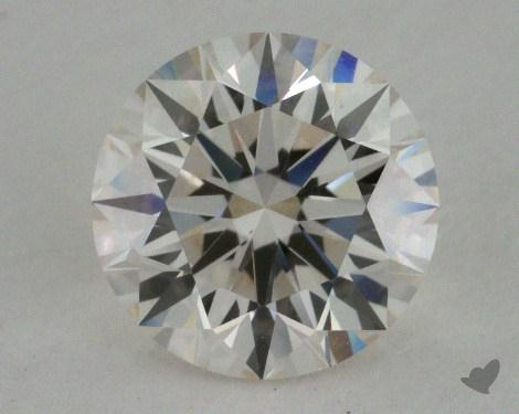 1.21 Carat J-VS1 Excellent Cut Round Diamond