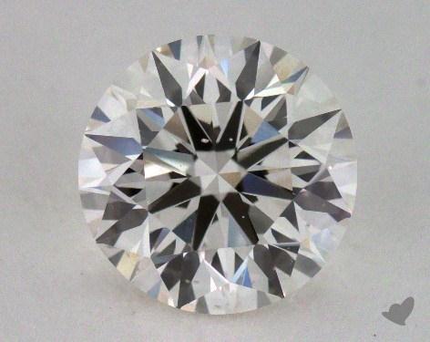 2.06 Carat I-VS2 Excellent Cut Round Diamond