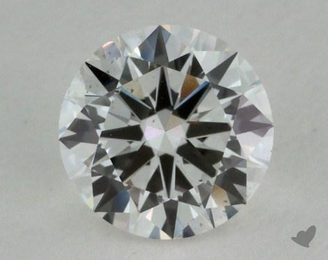 1.01 Carat F-VS2 Very Good Cut Round Diamond