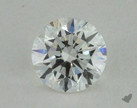 0.70 Carat F-SI1 Excellent Cut Round Diamond
