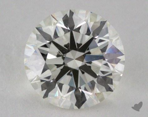 2.21 Carat K-SI1 Excellent Cut Round Diamond