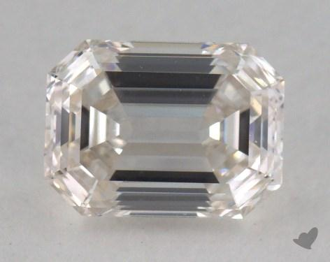 1.02 Carat I-VS1 Emerald Cut  Diamond