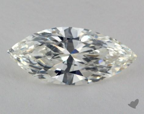 4.48 Carat I-SI1 Marquise Cut  Diamond