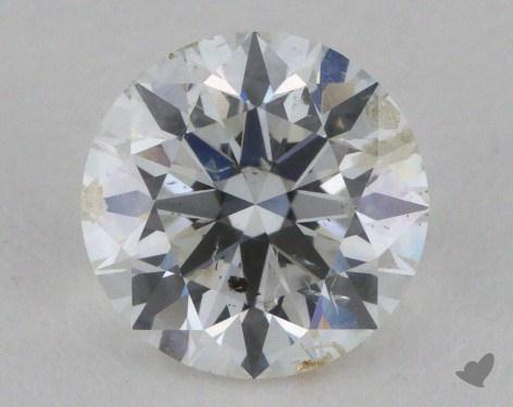 <b>1.01</b> Carat F-I1 Very Good Cut Round Diamond