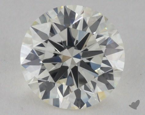 1.50 Carat K-VVS2 Excellent Cut Round Diamond