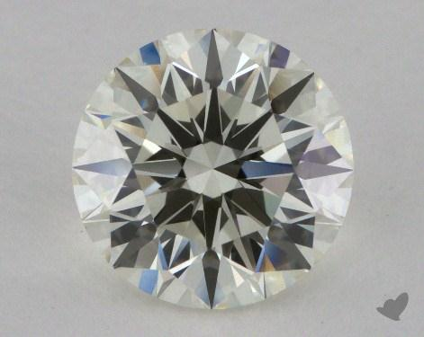 2.34 Carat K-VVS2 Excellent Cut Round Diamond