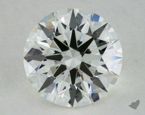 1.50 Carat H-VS1 Round Diamond