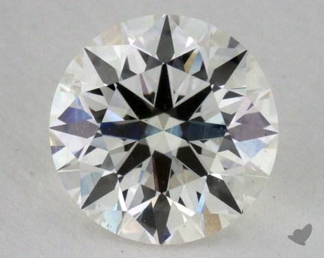 1.27 Carat I-SI1 Ideal Cut Round Diamond