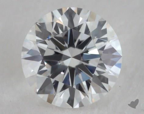 0.51 Carat E-SI2 Very Good Cut Round Diamond