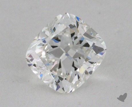 0.80 Carat F-SI1 Cushion Cut  Diamond