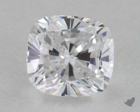 1.03 Carat E-VS2 Cushion Cut  Diamond