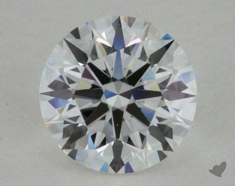 1.01 Carat F-VVS1 Excellent Cut Round Diamond