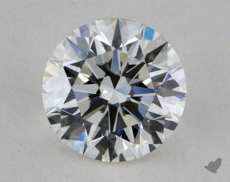 0.90 Carat H-VS1 Excellent Cut Round Diamond