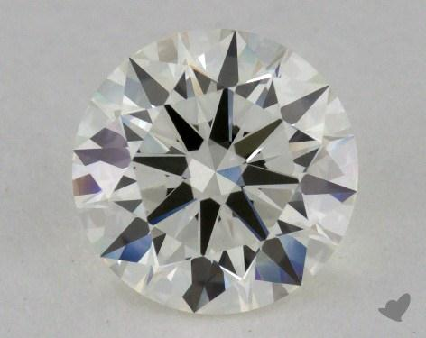 1.11 Carat K-IF Excellent Cut Round Diamond