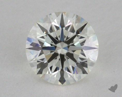 1.04 Carat I-VVS1 Excellent Cut Round Diamond