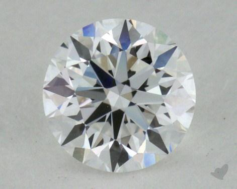 0.50 Carat D-VVS2 Very Good Cut Round Diamond