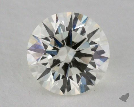 1.06 Carat J-VS1 Excellent Cut Round Diamond