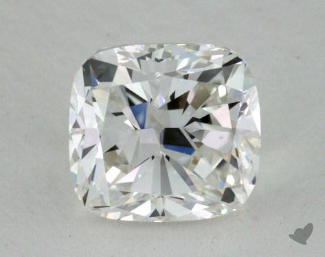 1.00 Carat F-VS1 Cushion Cut Diamond
