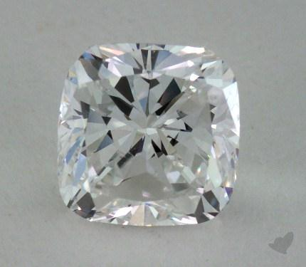1.51 Carat F-SI1 Cushion Cut  Diamond