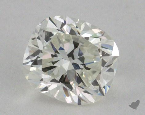 1.18 Carat J-VS2 Cushion Cut Diamond