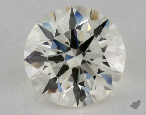 1.14 Carat K-VVS2 Excellent Cut Round Diamond
