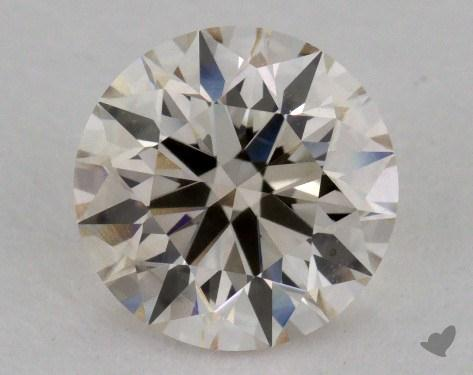 1.30 Carat K-VVS2 Excellent Cut Round Diamond