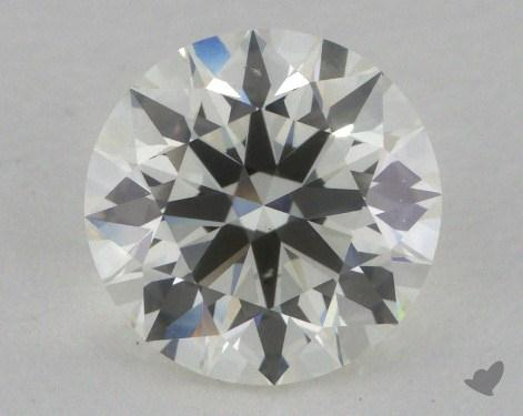 1.52 Carat J-VS2 Excellent Cut Round Diamond
