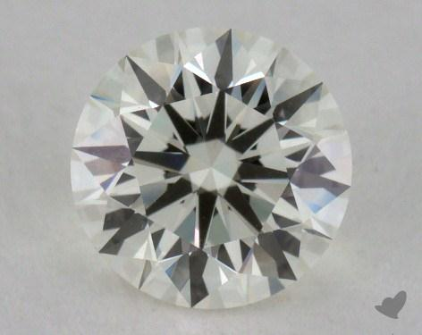1.38 Carat K-VS1 Excellent Cut Round Diamond