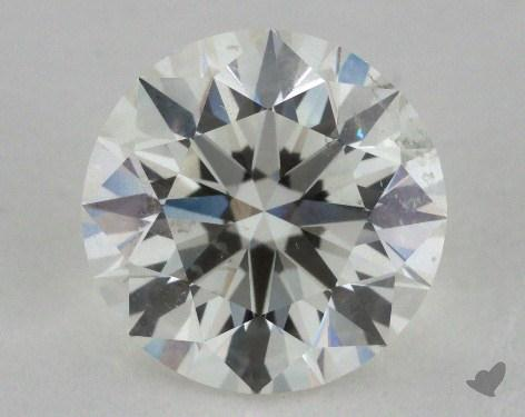 1.80 Carat H-SI1 Ideal Cut Round Diamond