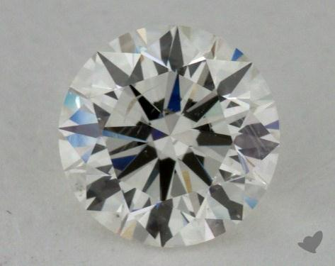 0.80 Carat J-SI2 Excellent Cut Round Diamond