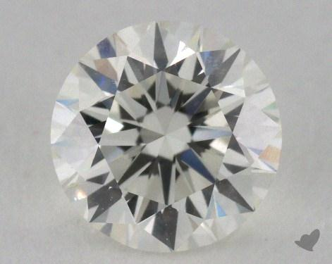 1.00 Carat J-VS2 Very Good Cut Round Diamond